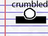 Crumbled